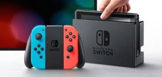 Nintendo Switch本体(ニンテンドースイッチ) ジョイコン(L)ネオンブルー (R)ネオンレッド