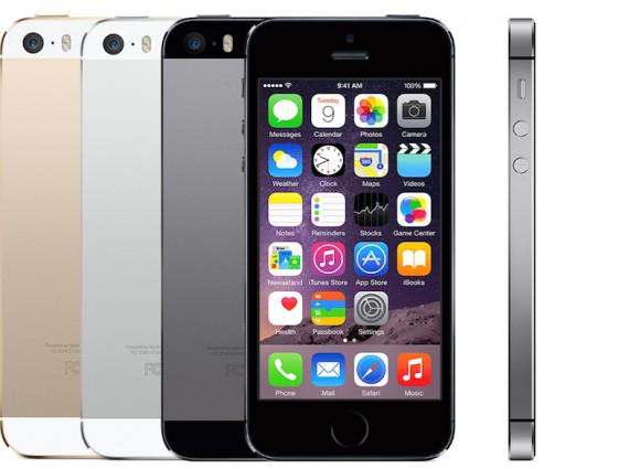 Apple iPhone5s 32GB (シルバー) アップル整備済製品 NE336J/A 国内版SIMロックフリー