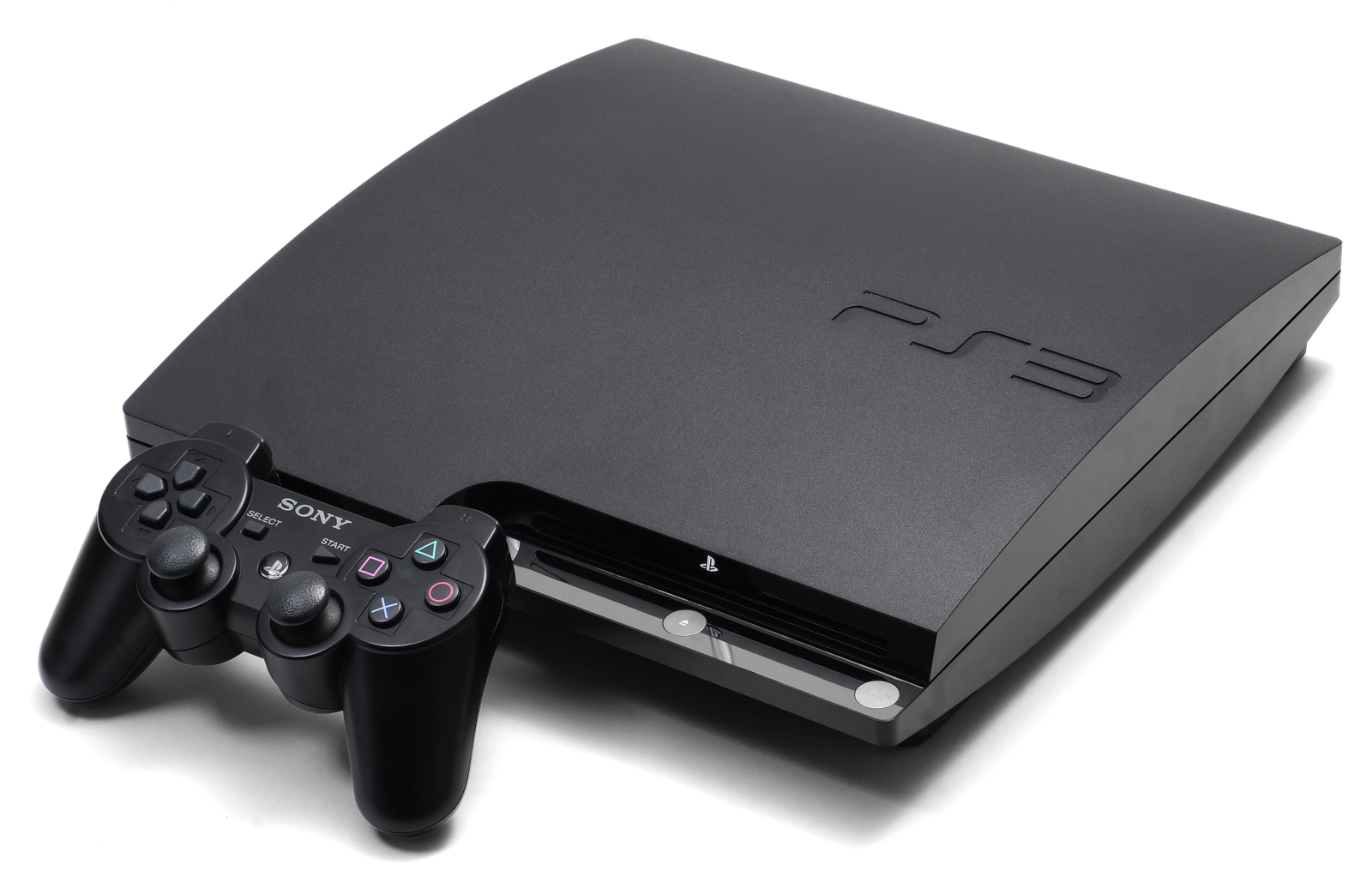 PlayStation3 320GB スプラッシュ・ブルー(旧薄型PS3本体・CECH-3000B SB)