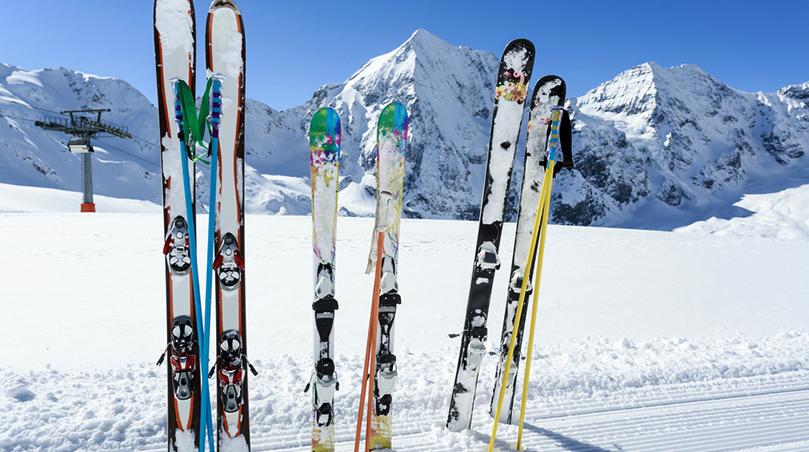 スキー 買取